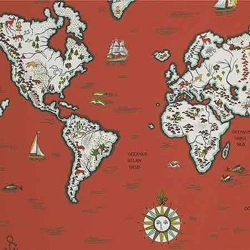 Navy constellation map wallpaper products bookmarks design red expedition novelty map wallpaper gumiabroncs Gallery