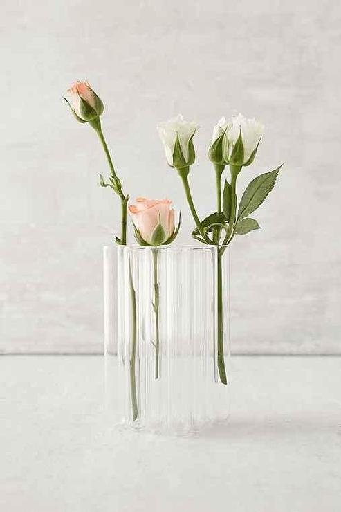 Clear Field Vase
