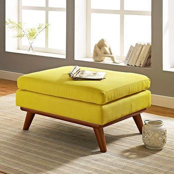Suburban Home Embroidered Rico Yellow Discount Designer