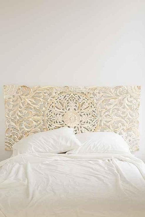 Gold Sienna Headboard