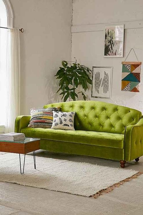 Ava Storage Sleeper Sofa