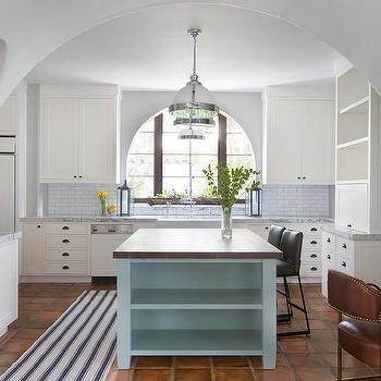 terracotta kitchen floor transitional - photo #45