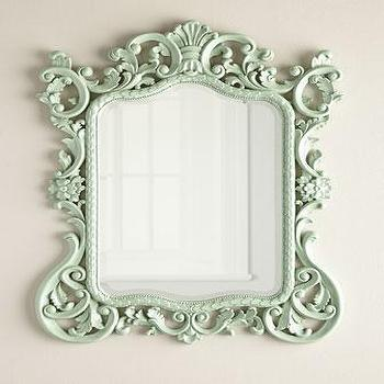 Horchow Baroque Style Mirror Google Images
