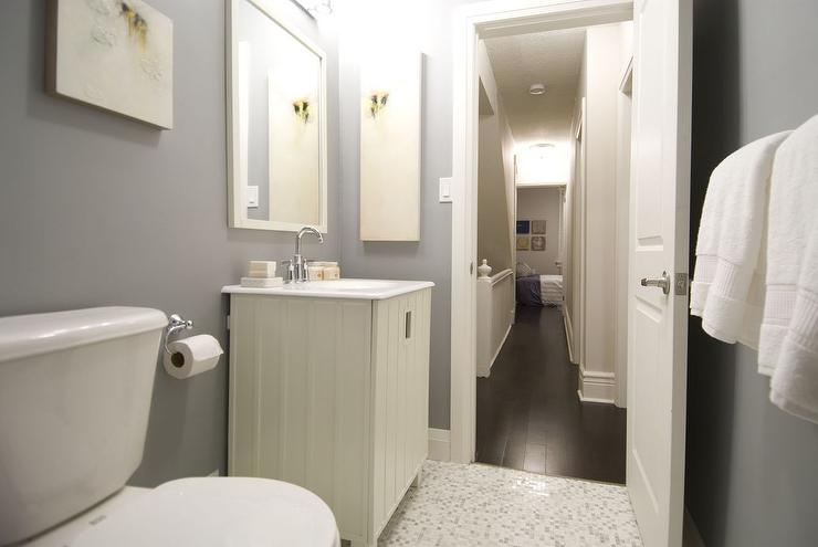 Gray Yellow Bathroom Design Decor Photos Pictures Ideas Inspiration Paint Colors And Remodel
