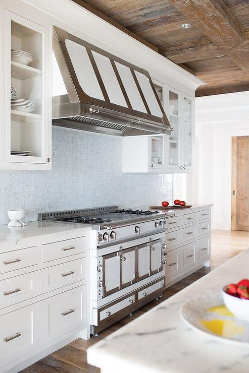Wonderful View Full Size. A Stainless Steel Kitchen ...