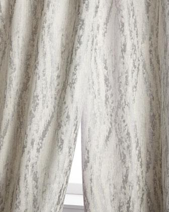 Silver Kathy Fielder Rayne Curtains