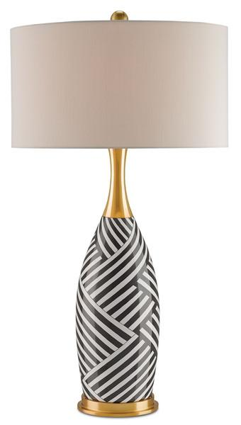 And white hester table lamp black and white hester table lamp aloadofball Gallery
