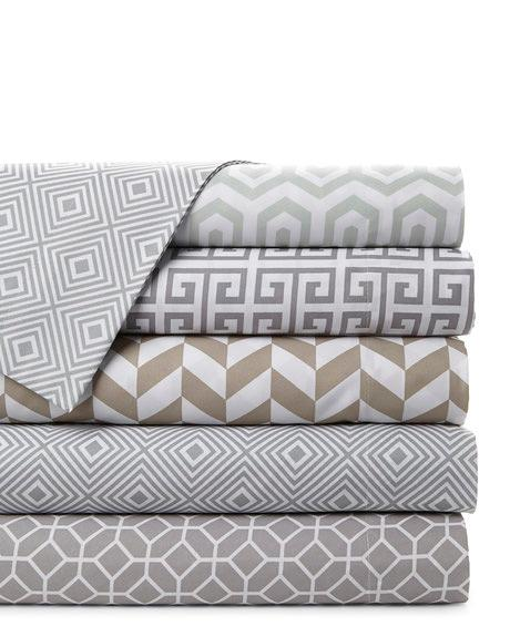 Various Colors Thesis Luxury Collection Sheet Set Mesmerizing Patterned Sheets