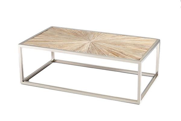 Tan Aspen Coffee Table Design By Cyan