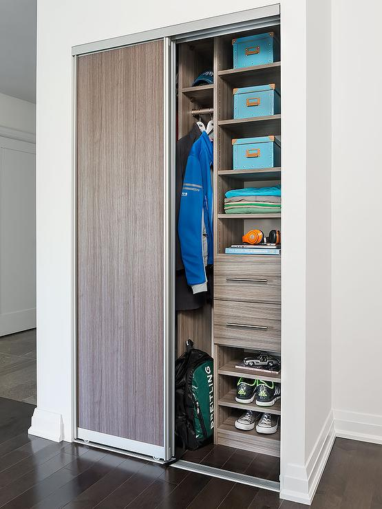 Closet Sliding Doors Design Ideas