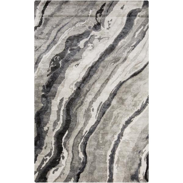 Grey Lucerne Rug