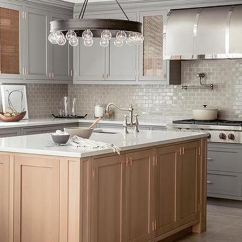 Honey Colored Kitchen Cabinets Design Ideas