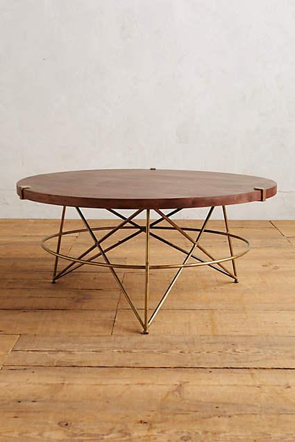 Brown Betelline Coffee Table
