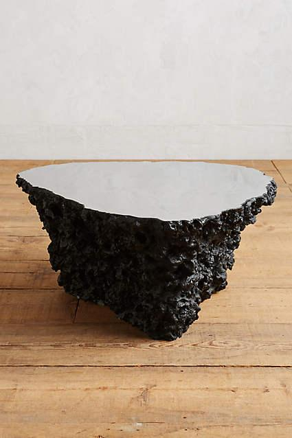 Lava Stone Coffee Table View Full Size