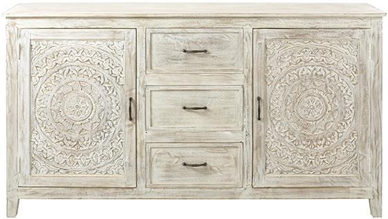 white washed wood dresser White Wash Chennai Dresser white washed wood dresser
