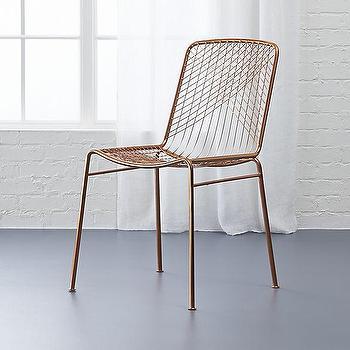 Beau Beta Rose Chair