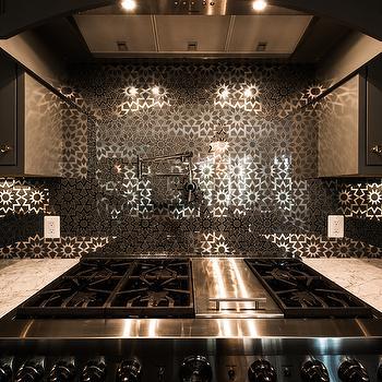 Mirrored Backsplash Design Ideas