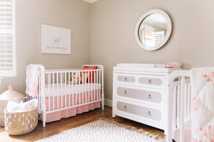 Nursery For Twins Traditional Nursery Finnian S Moon