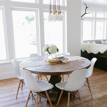 Molded Plastic Dining Chairs white molded plastic dining chairs design ideas