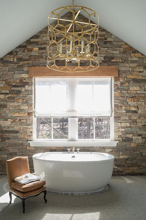 Bathroom Lighting Vaulted Ceiling master bathroom vaulted ceiling design ideas