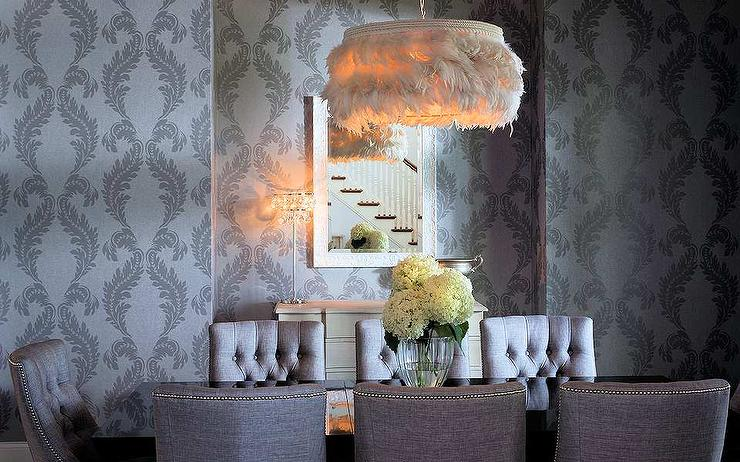 Dining Room Wallpaper Design Ideas