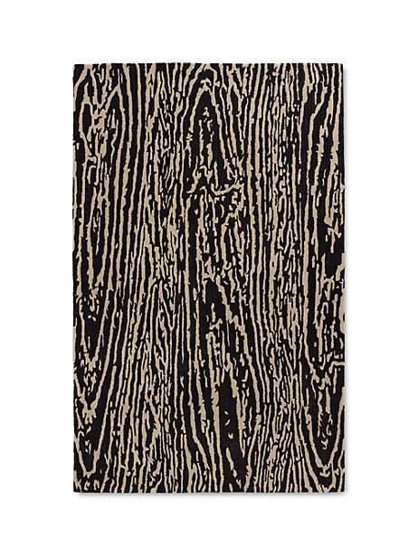 wood grain pattern rug 1