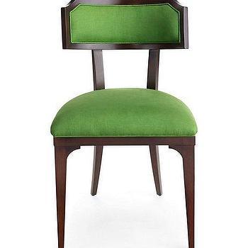 Genial Green Worthington Chair