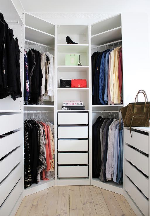ikea pax contemporary closet benjamin moore knoxville gray little green notebook. Black Bedroom Furniture Sets. Home Design Ideas
