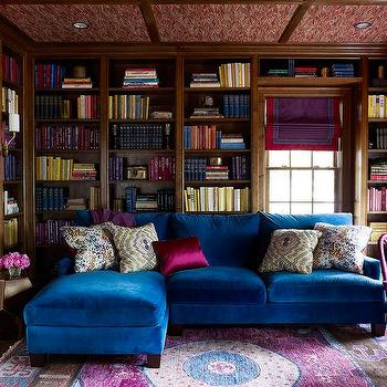 Jewel Toned Room Design Ideas
