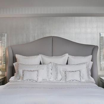 Silver Bedroom Mirrors Design Ideas