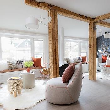Modern Cabin Living Room Design Part 68
