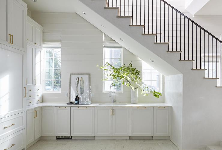 Best 25 Kitchen Under Stairs Ideas On Pinterest Under Stairs Pertaining To Kitchen Cabinets