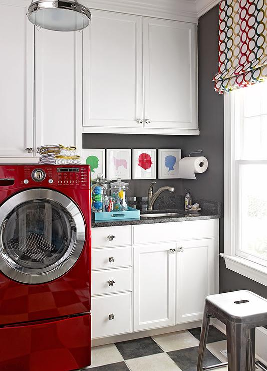 Laundry Room Ideas Contemporary Laundry Room Traci