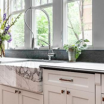 Kitchen Apron Sink Design Ideas