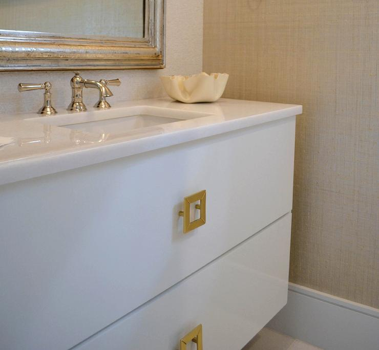 Bathroom Vanity Hardware square gold bath vanity hardware design ideas