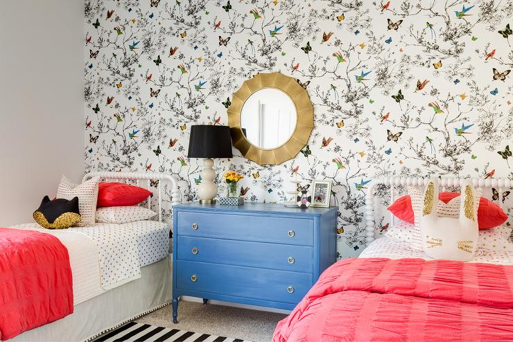 Teenage Bedroom Wallpaper