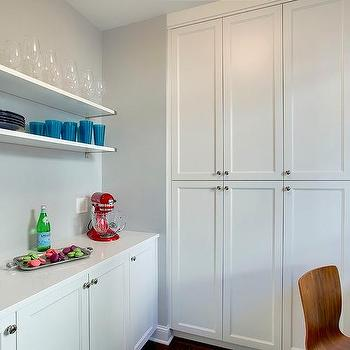 Walk In Pantry Ikea Shelves Design Ideas