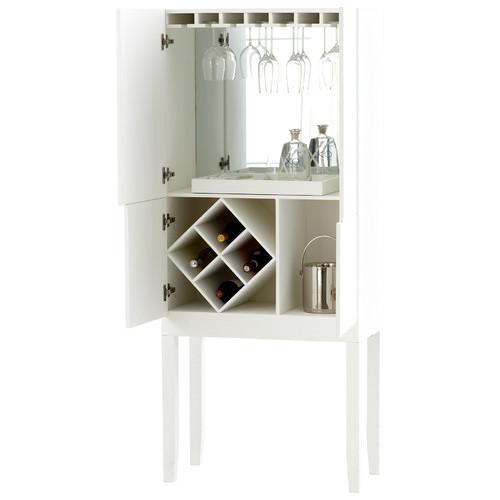 Monaco Bar Cabinet In Bar Cabinets Crate Amp Barrel