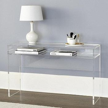 Acrylic Ghost Console - Products, bookmarks, design, inspiration and ...
