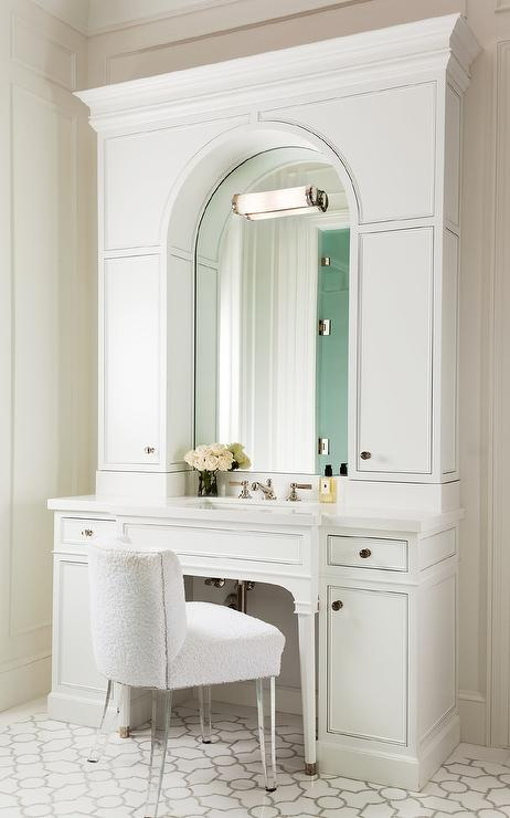 Terry Cloth Bathroom Stool Design Ideas