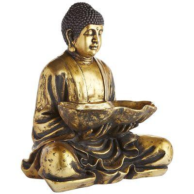 White Ceramic Buddha Acacia Catalog