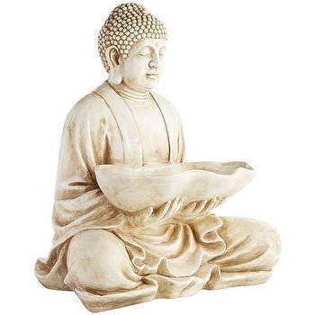 White Ceramic Buddha Acacia Catalog