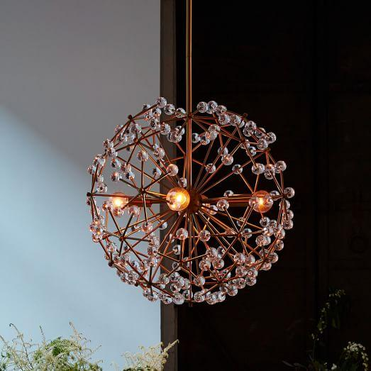 : copper chandelier lighting - www.canuckmediamonitor.org
