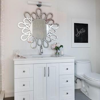 Kids Floor Mirror Design Ideas