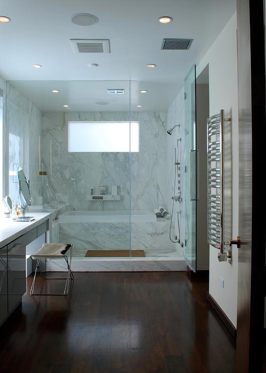 Marble Floating Shelf Design Ideas