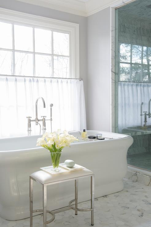 Empire freestanding rectangular tub country bathroom Empire bathrooms