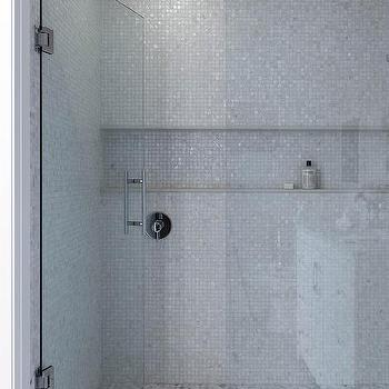 Long Shower Niche Design Ideas