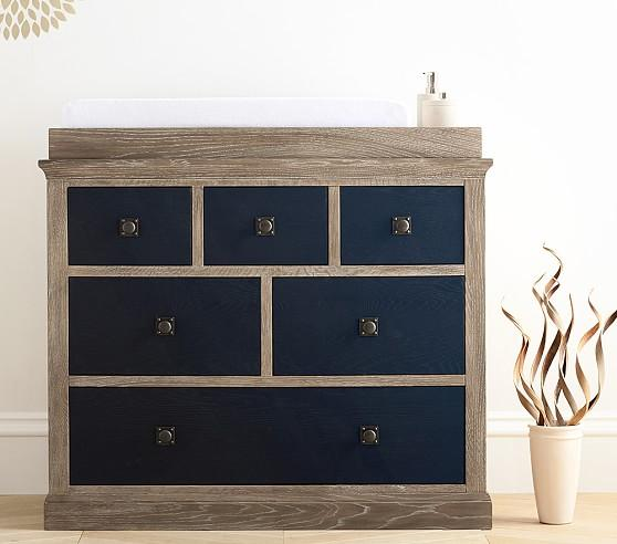 Camp Extra Wide Dresser Pottery Barn Kids