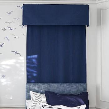 Blue Box Canopy & Canopy Box Wall Decor - Products bookmarks design inspiration ...