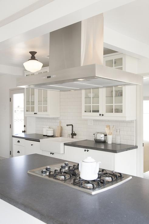 Kitchen Island Hood Vents center island vent hood design ideas